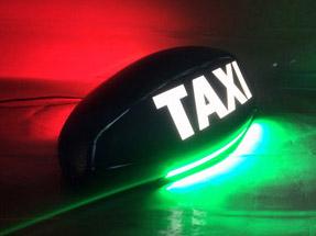 Шашки на такси «Лондон-AV NEON»