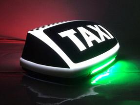 Шашки такси Мастер NEON