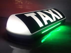 Шашки такси «Форвард NEON»