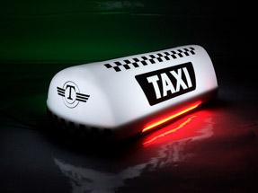 Шашки на такси «Метрополь NEON»