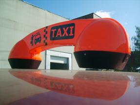 Шашка такси «Алло 'Ретро Плюс' Евро»