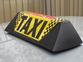 Шашки на такси «Командир-AV Нитро»