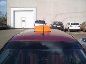 Шашка такси «Профи»