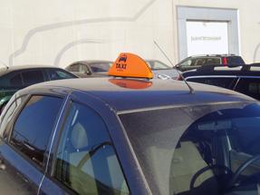 Шашки на такси «Спринт»