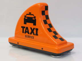 Шашки для такси «Акула»
