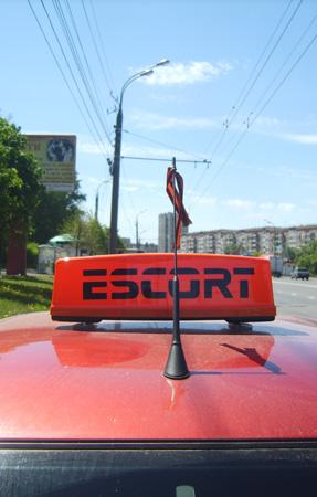 Шашки на такси «Эскорт Евро»