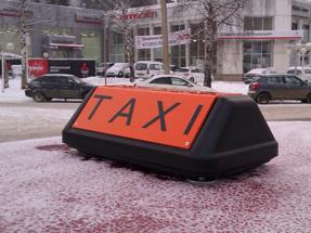 Шашки на такси «Джет-AV»