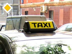 Шашка такси Джет-AV