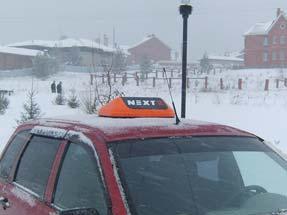 Шашки на такси «NEXT 2»