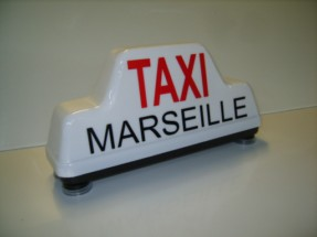 ������� ����� ������ ������� / Taxi Marseille�