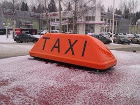Шашки такси «Темп»