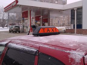 Шашки на такси «Темп-AV»