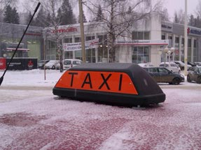 Шашки такси «Темп-AV»