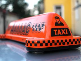 Шашки такси «Экспресс 'E' Евро»