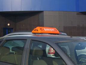 Шашки такси «Фаворит Евро»