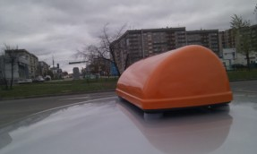 Шашки такси «Казань Евро»