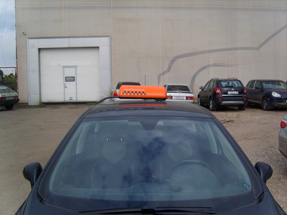 Шашки такси на кронштейне «K-3»