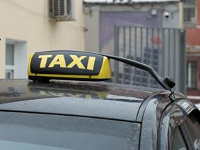Шашки такси на кронштейне «Смарт»