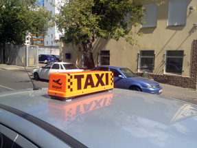 Шашки такси «Нью-Йорк»