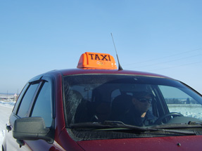 Шашки такси фото «Олимп Евро»