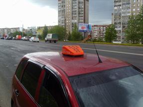 Шашки такси «Престиж Евро»