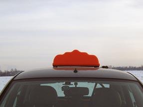 Шашка такси «Пума Евро»