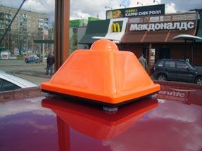 Шашка такси «Скиф Евро»