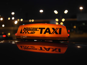 Шашки такси «Таксопарк Москва»