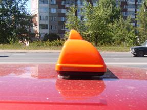 Шашки на такси «Таксист-3 Евро»