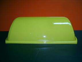 Рекламные световые короба на такси «Адлер»