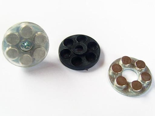 Шашки на такси магниты